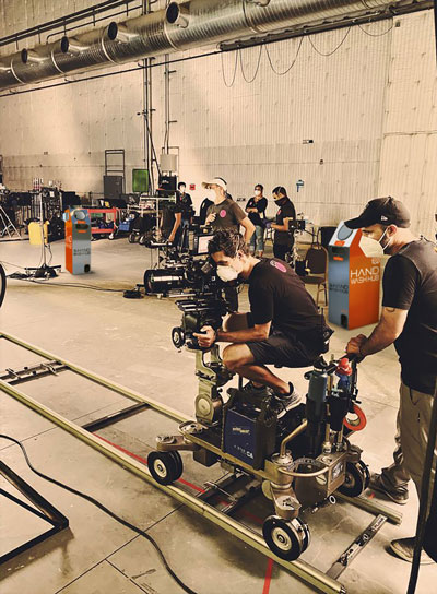 Film production safety