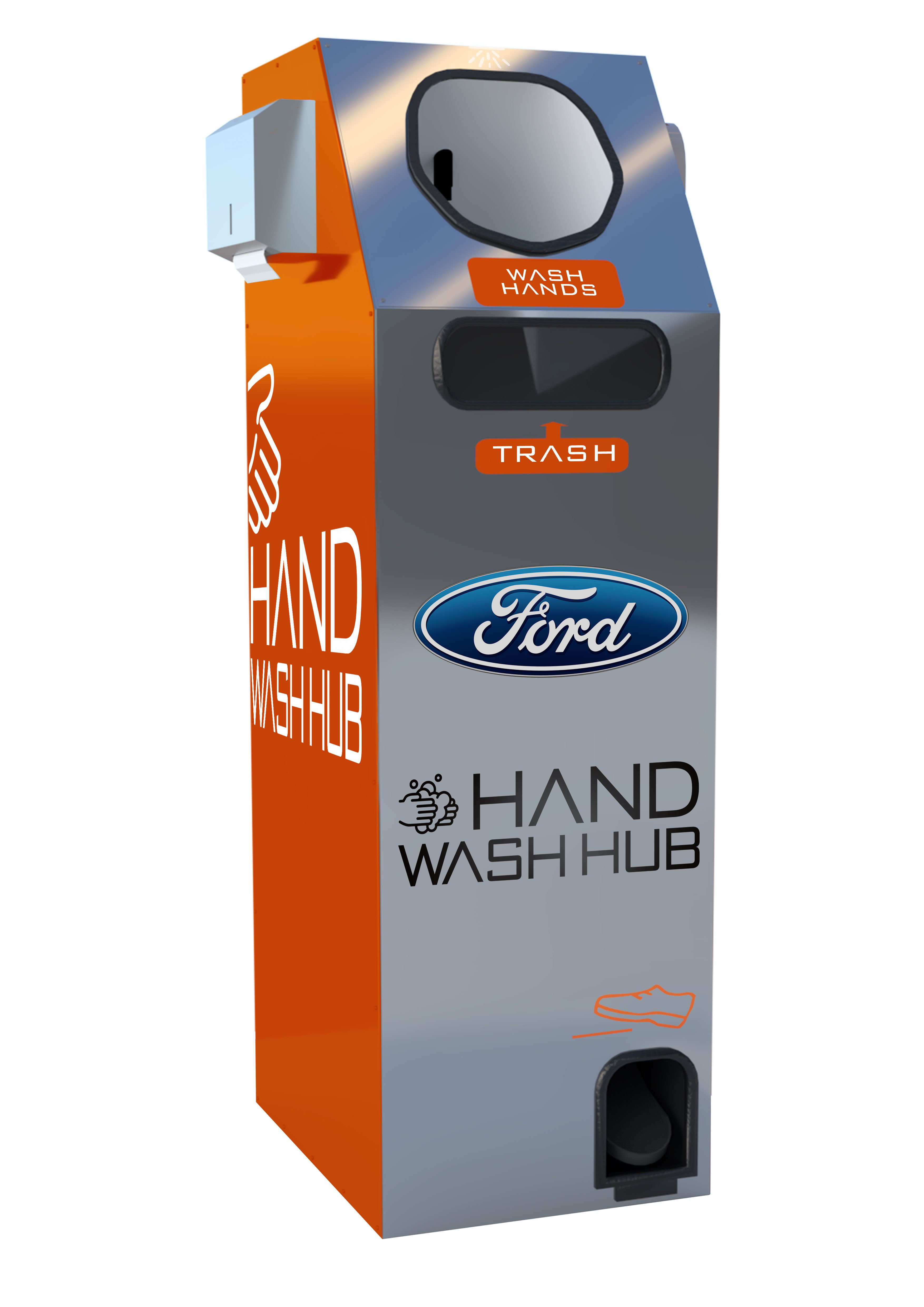 Hand Wash Hand Ford